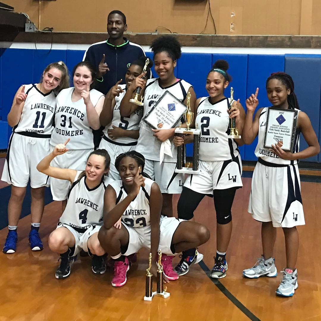 Lawrence Woodmere 2017 Champions